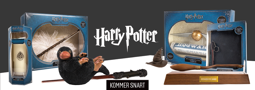 Harry Potter Collectibles, Harry Potter