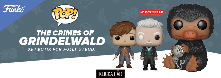 Fantastic Beasts: The Crimes of Grindlewald Pop Vinyl