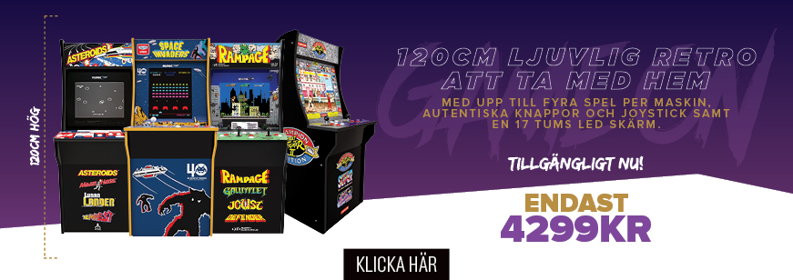 Arcade1Up: Arcade Machines