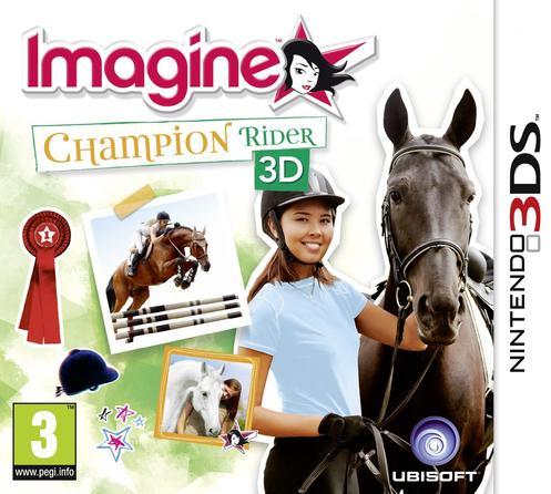 Imagine Champion Rider 3D