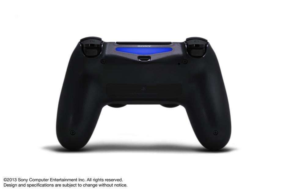 Dualshock®4 Jet Black Controller