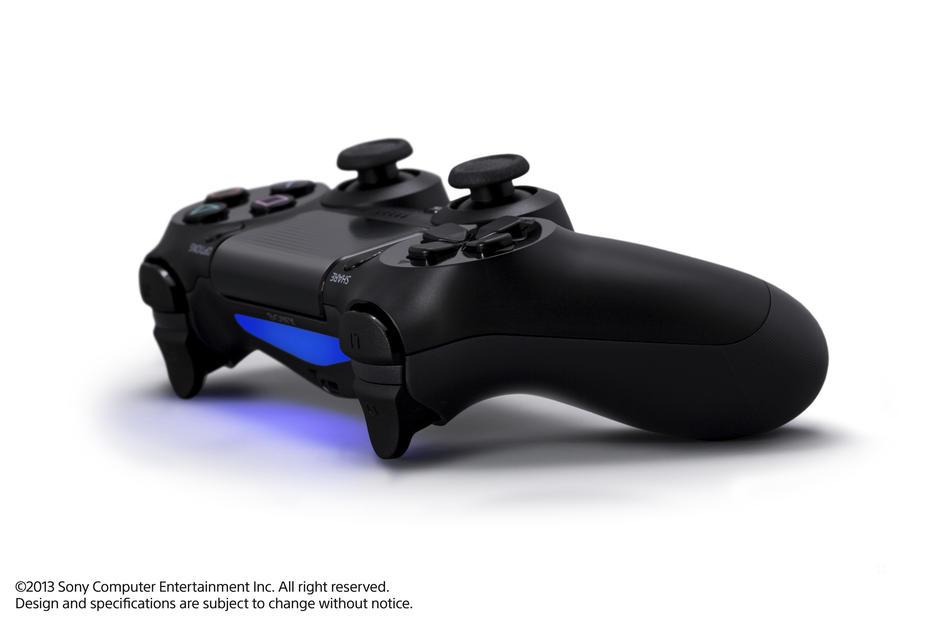 Dualshock®4 Jet Black Wireless Controller