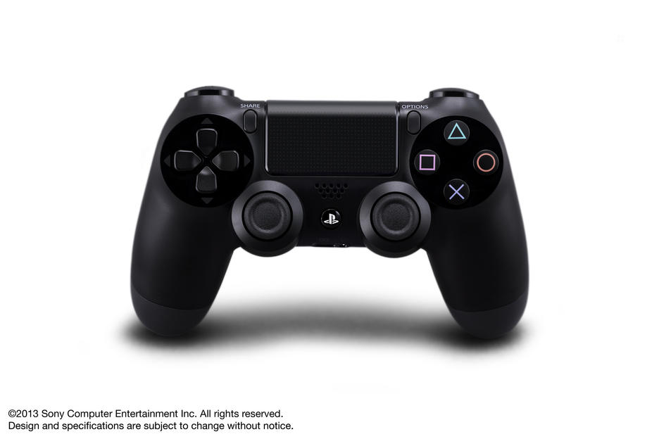 Dualshock 4 Wireless Controller Jet Black