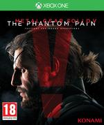 Metal Gear Solid V: The Phantom Pain - Day One Edition