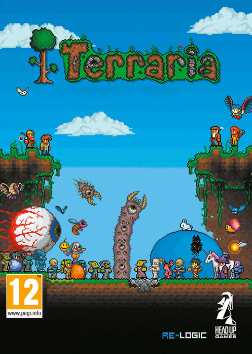 terraria how to play online