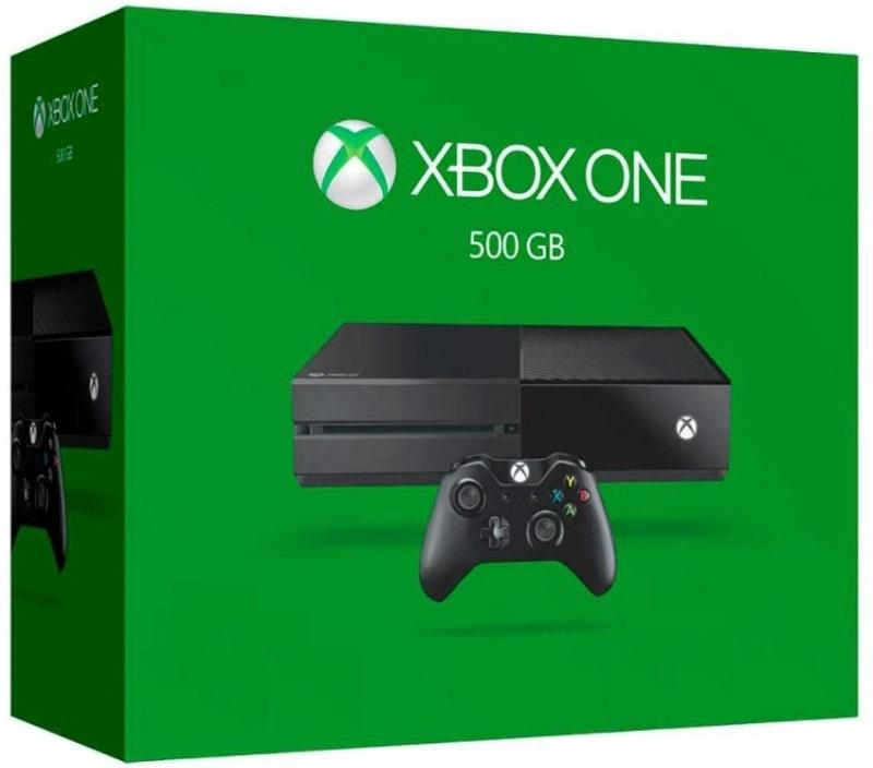 Xbox One 500GB Konsol