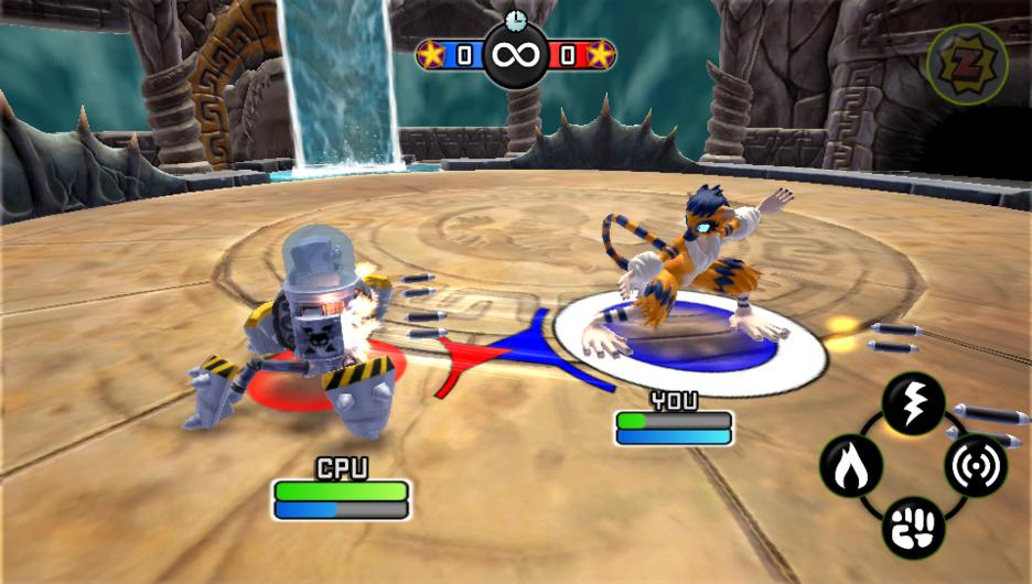 Invizimals Resistance > PS Vita på GameStop GameStop