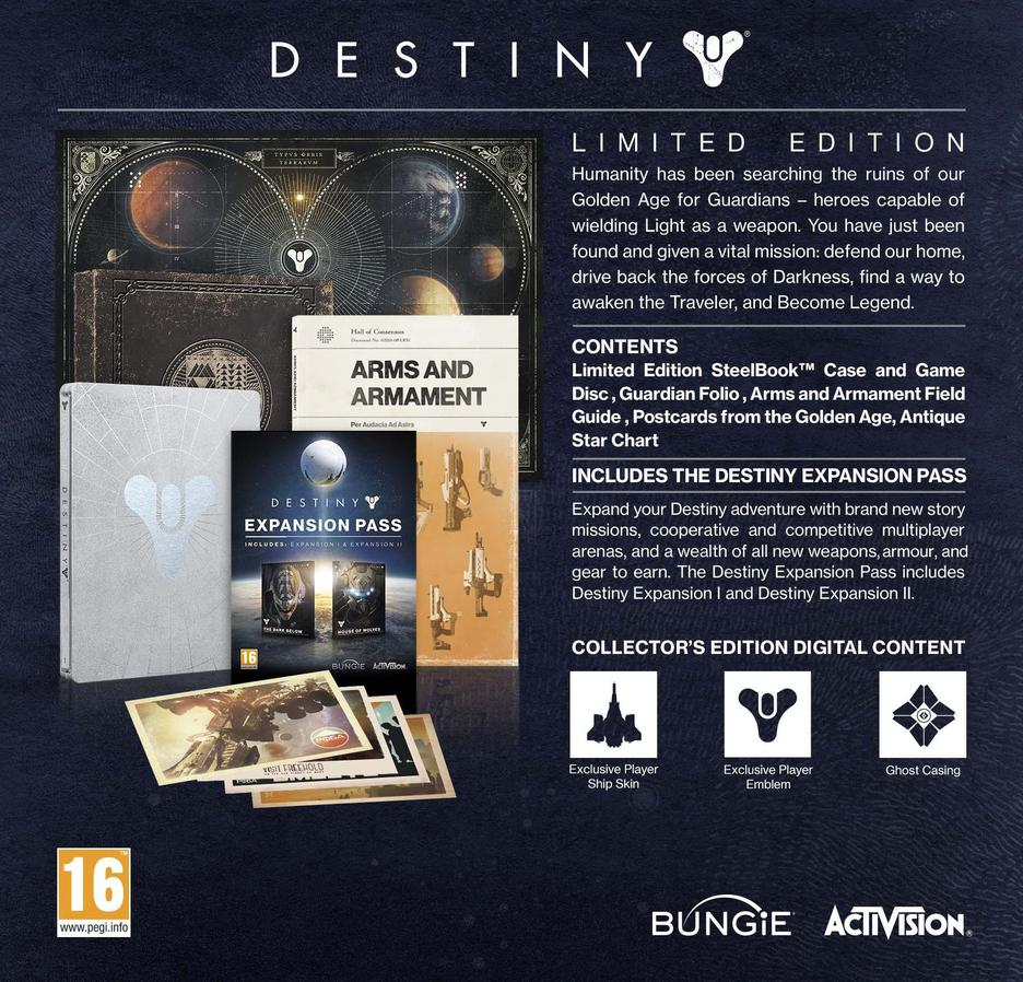 Destiny trading system 2017
