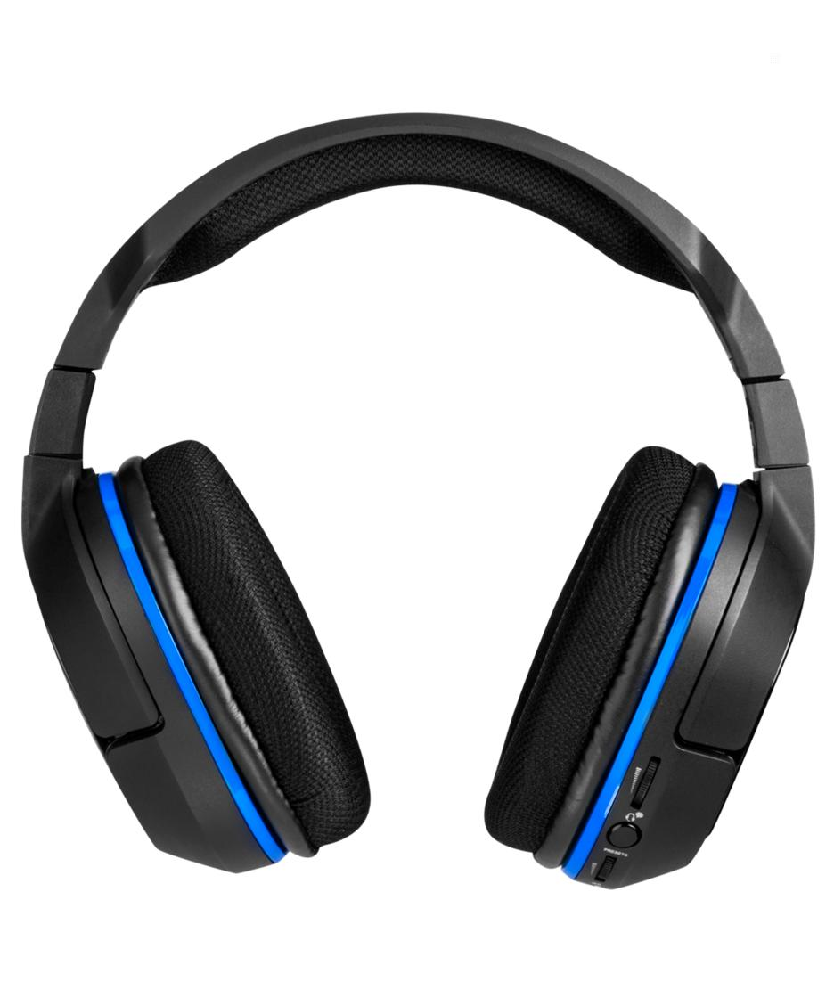 The amplified stereo sound produced by the officially licensed Xbox Ear Force XL1 will ensure that you hear your games loud and clear. We put variable bass boost at your disposal to give your audio a swift kick in the you-know-what when you need it to!