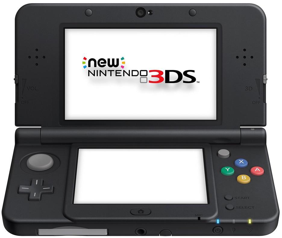 new nintendo 3ds black gamestop