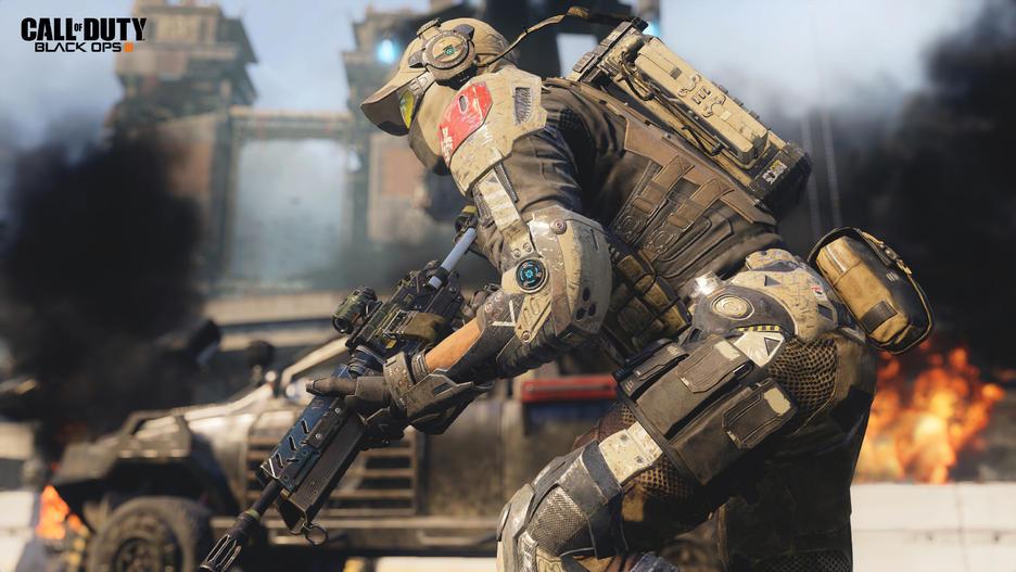 Call Of Duty: Black Ops III