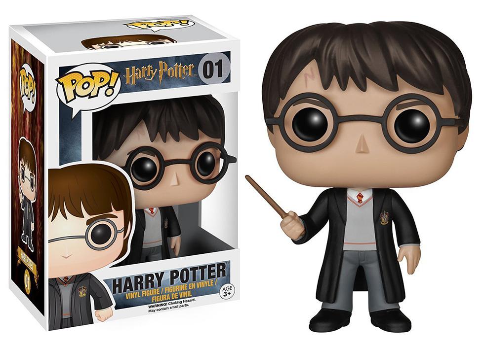 POP! Harry Potter: Harry