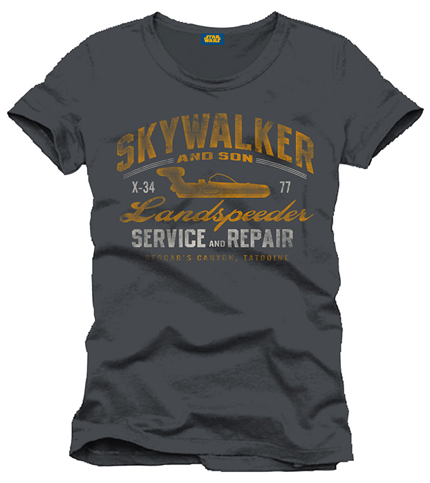 Star Wars: Skywalker & Sons T-Shirt (S)