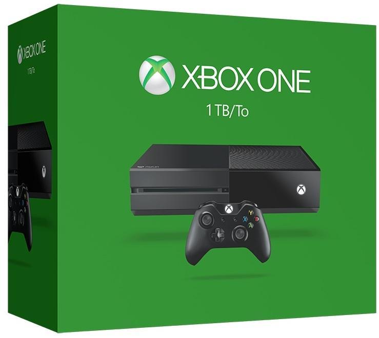 Xbox One 1TB Konsol