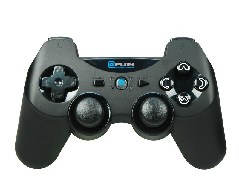 At Play: PS3 Bluetooth Controller