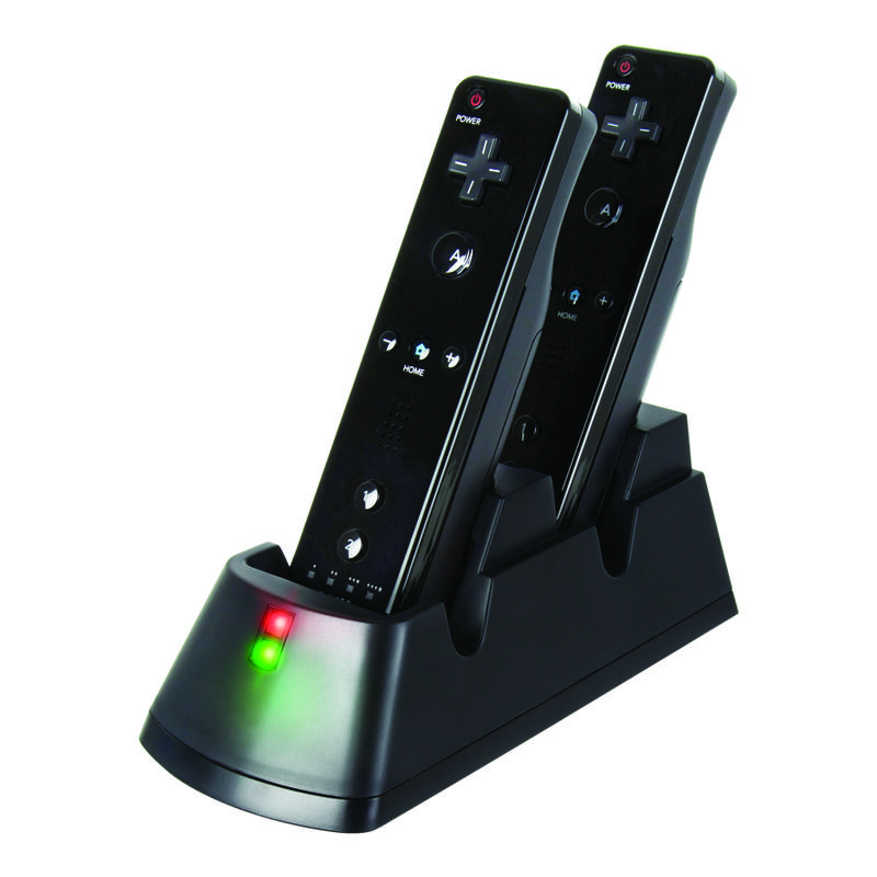 At Play: Wii U Remote Charger