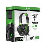 Turtle Beach® Black Recon 50X Gaming Headset till Xbox One