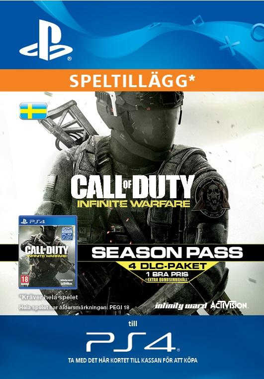 Call of Duty: Infinite Warfare Season Pass for PS4 [DIGITAL]