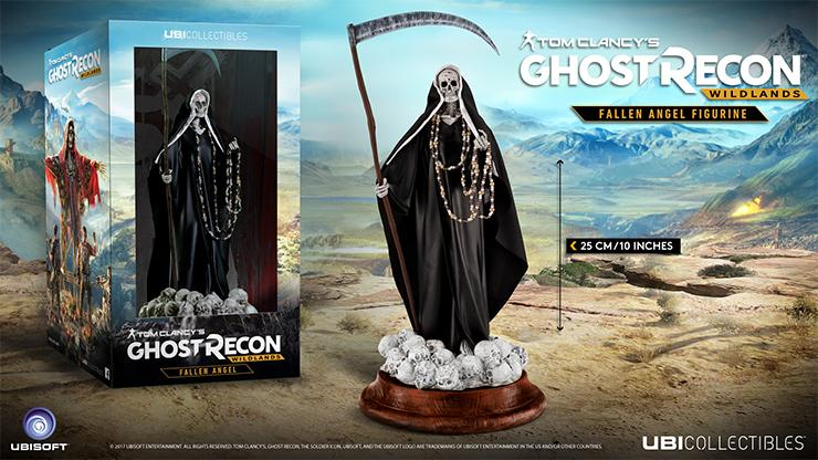 Ghost Recon Wildlands -  Fallen Angel Figurine