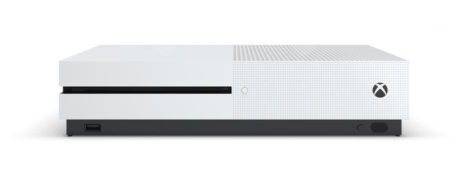 Xbox One S 500GB Konsol