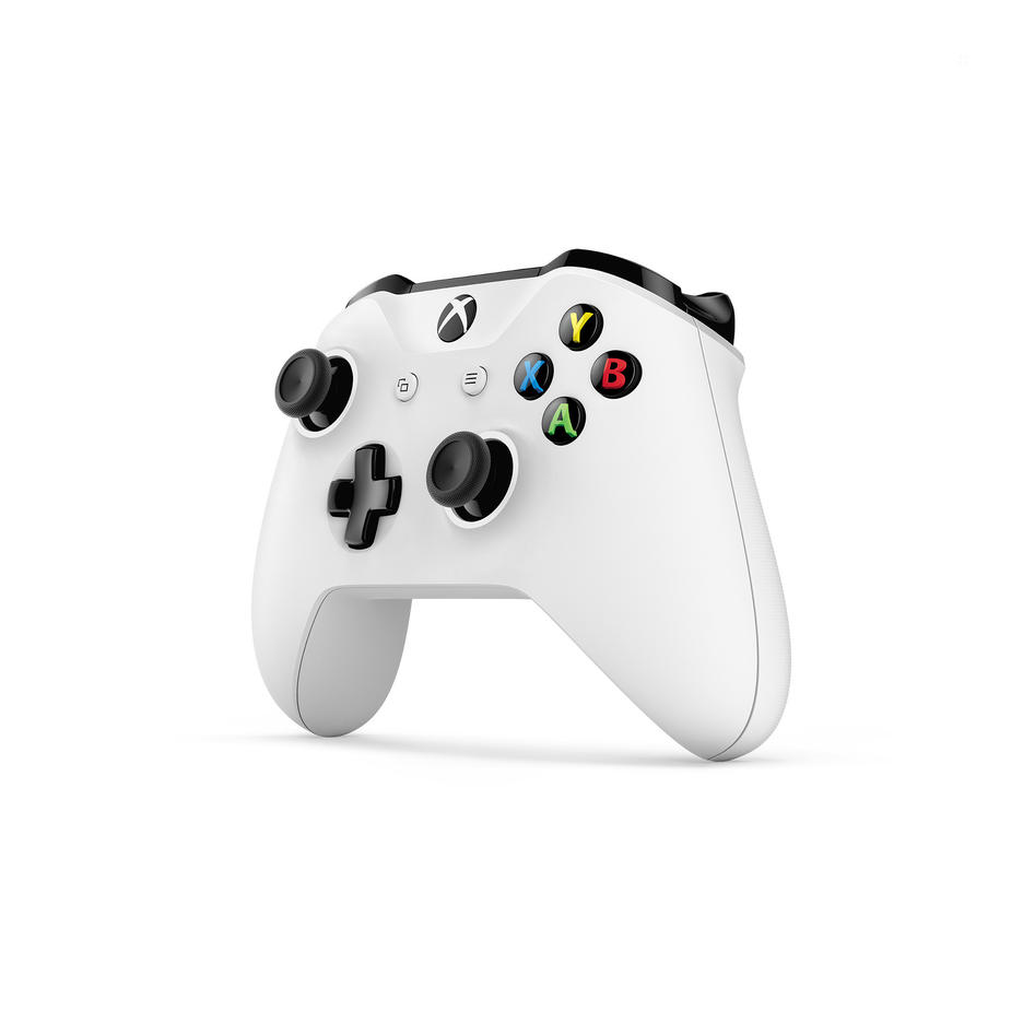 Xbox One: White Wireless Controller