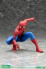 The Amazing Spiderman ARTFX+ Statue