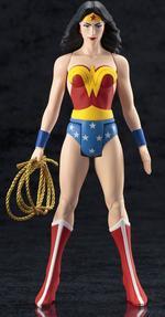 DC Universe Wonder Woman Classic Series Artfx+