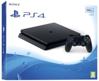 Playstation 4 Slim 500GB Konsol