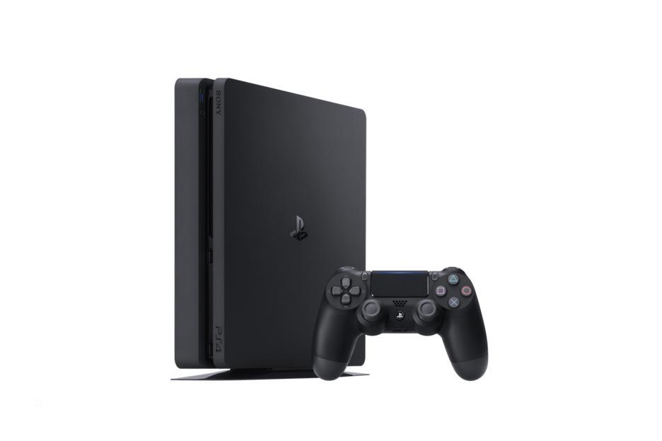 PlayStation®4 Slim 500GB Konsol