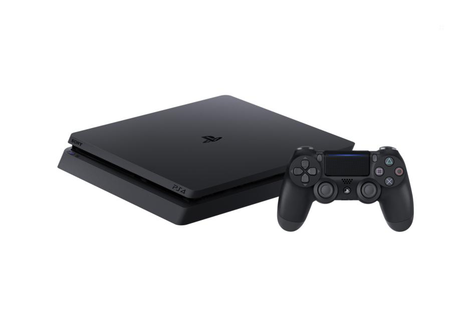 PlayStation®4 Slim 1TB Konsol