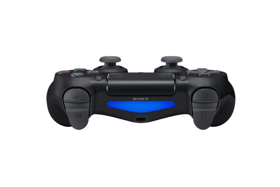DualShock®4 V2 Jet Black Controller