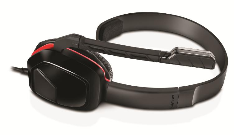 PDP Black Chat Headset till Switch