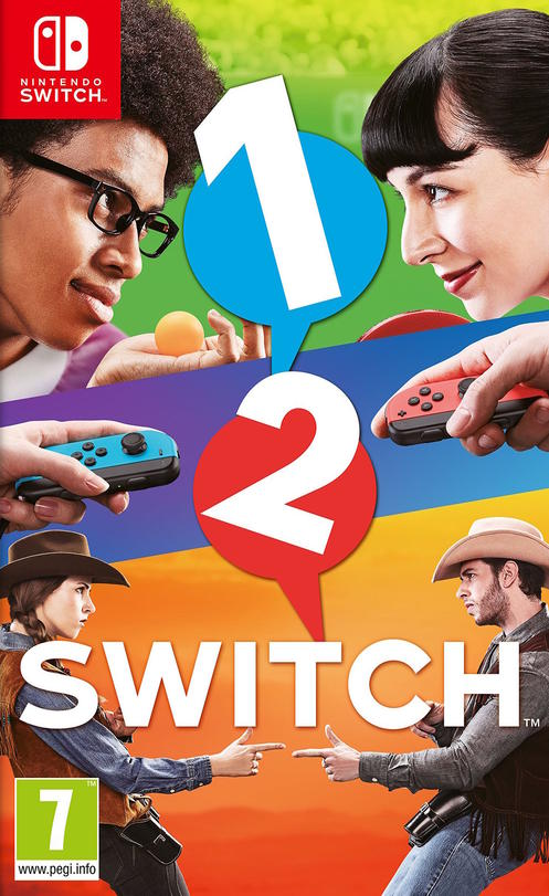 1, 2 Switch