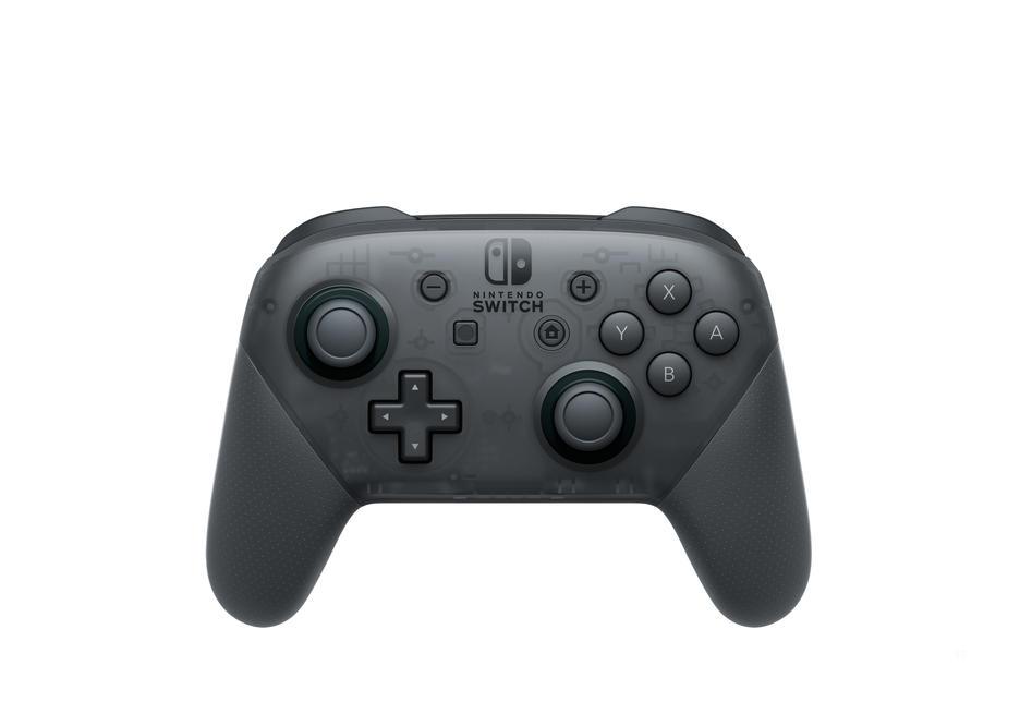 Nintendo Switch: Pro Controller