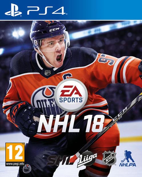 cb582328186 NHL 18 GameStop Sverige