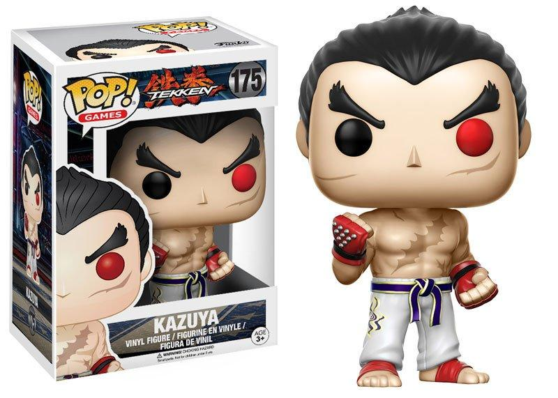 POP! Games: Tekken - Kazuya