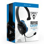 Turtle Beach® Black Recon Chat Headset till PS4