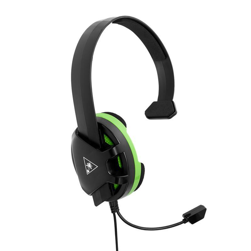 Turtle Beach® Black Recon Chat Headset till Xbox One