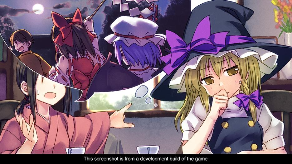 Touhou Kobuto V: Burst Battle
