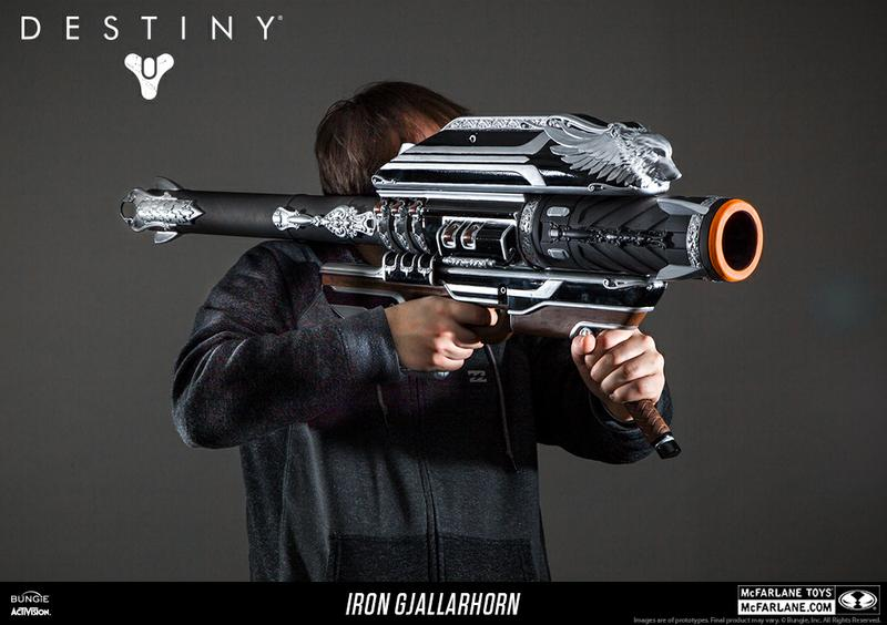Destiny Iron Gjallarhorn Replica [GameStop Exclusive]