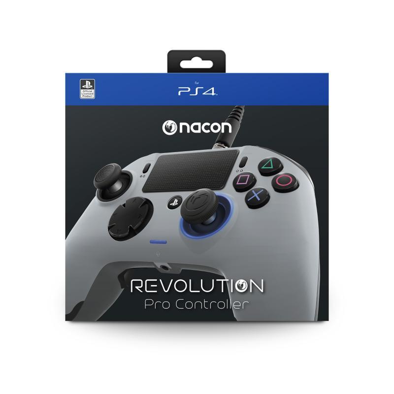 Nacon Revolution Grey Pro Controller [Endast Hos GameStop]