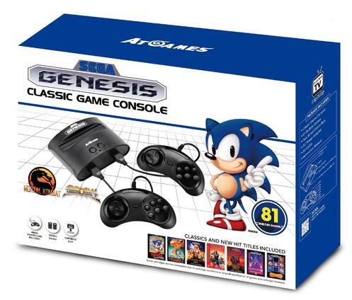 SEGA Genesis Classic Retro Gaming Console