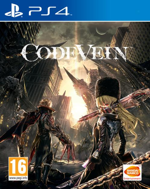 Code Vein Steelbook Edition [GameStop Exclusive]