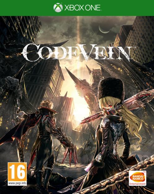 Code Vein Steelbook Edition [Endast Hos GameStop]