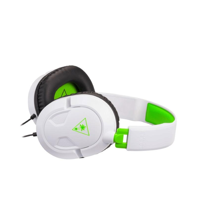 Turtle Beach Ear Force Recon 50X White Headset for Xbox One