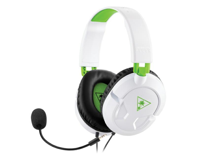 Turtle Beach® White Ear Force Recon 50X Headset till Xbox One