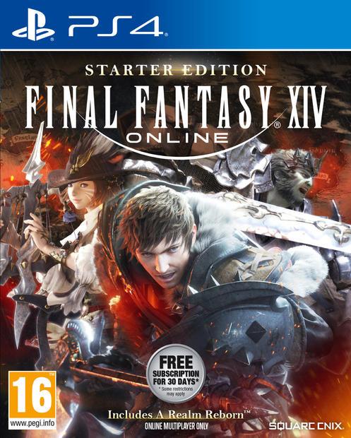 Final Fantasy XIV Online GameStop Sverige