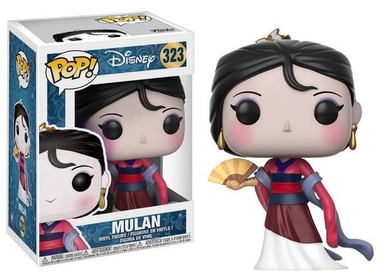 Pop! Disney: Mulan - Mulan