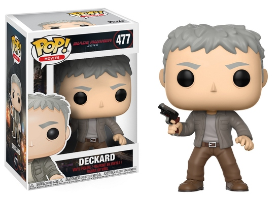 Pop! Movies: Blade Runner 2049 - Deckard