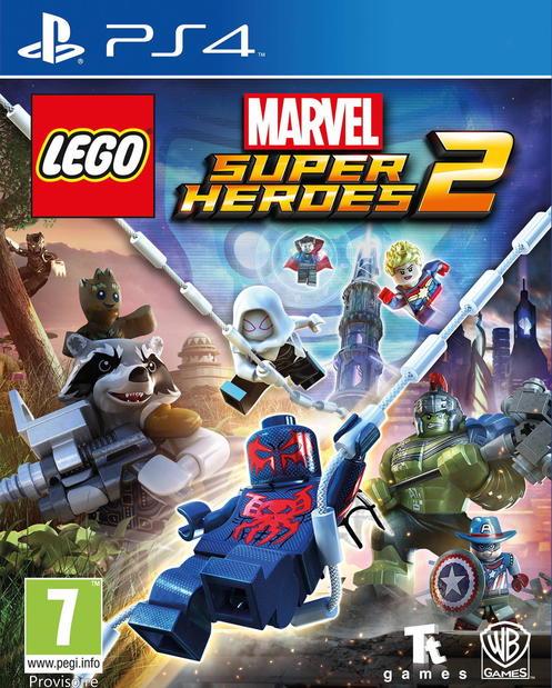 LEGO Marvel SuperHeroes 2 GameStop